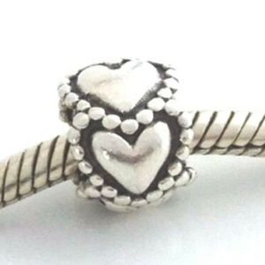 PANDORA Everlasting Love Sterling Silver Bead